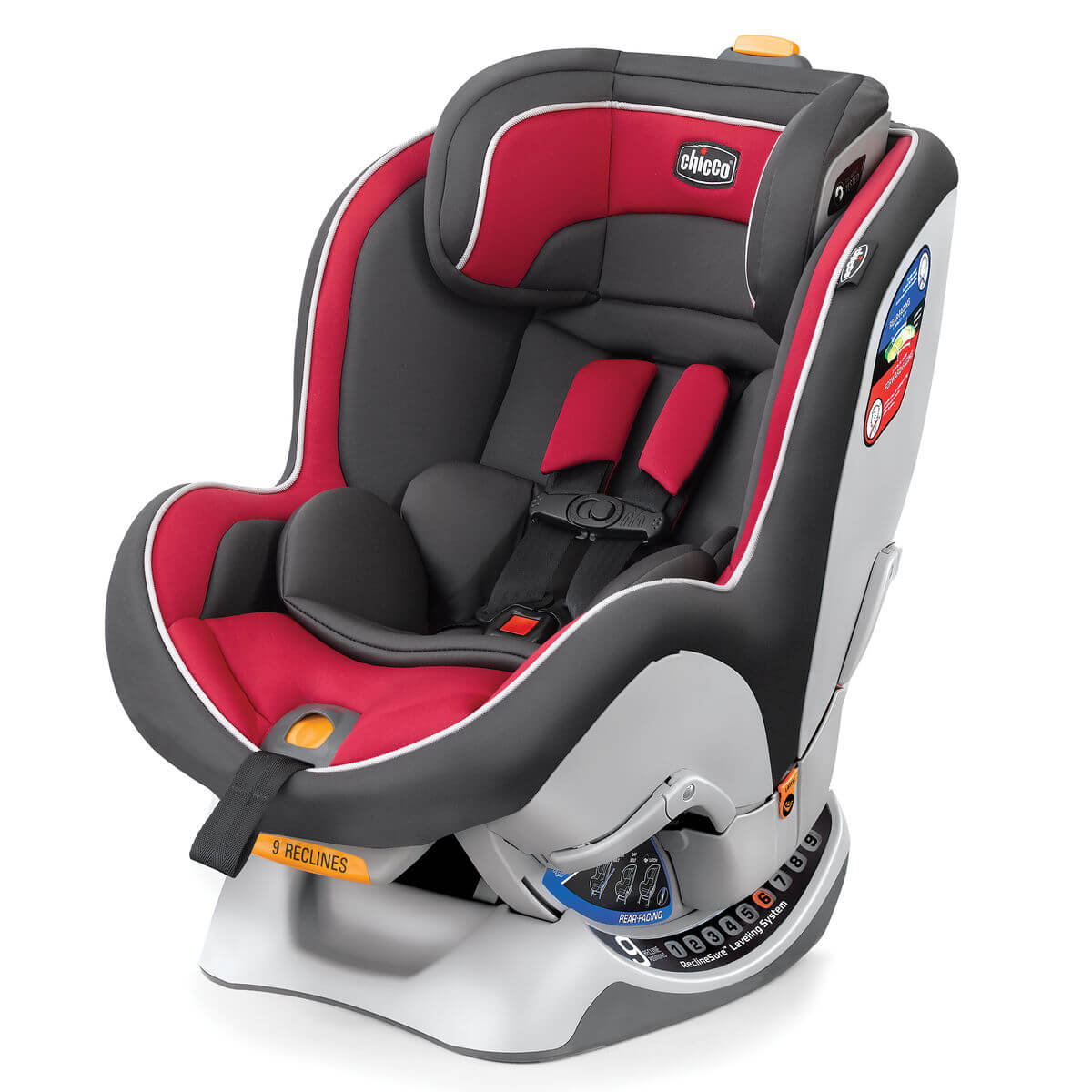 Best Convertible Safety Seat - Chicco
